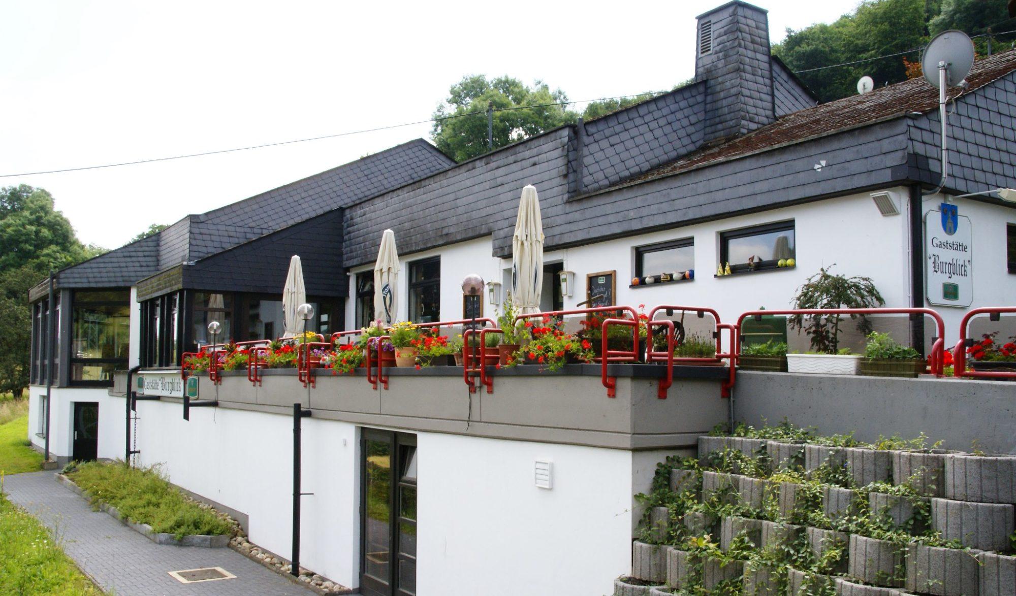 Gaststätte Burgblick Dienethal